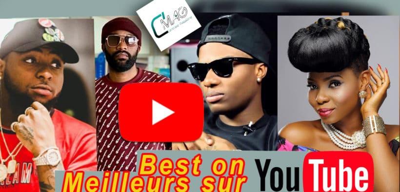 clip africain les plus vus youtube