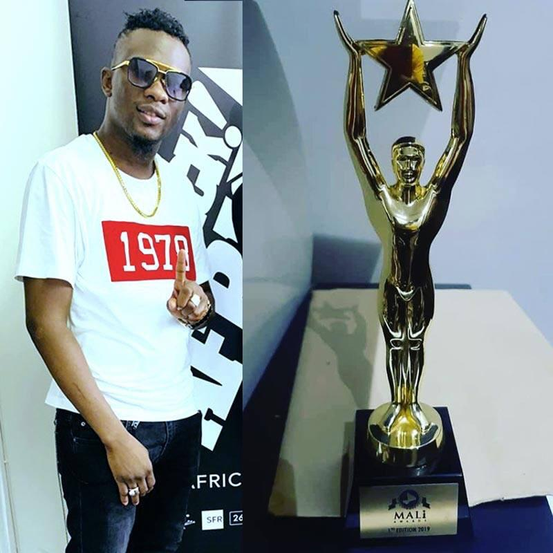 Photo de IBA ONE: BEST HIPHOP ARTIST OF THE YEAR 2019