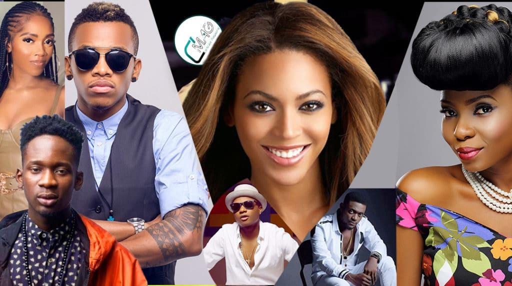 Photo de BEYONCE INVITE 10 ARTISTES AFRICAINS DANS SON ALBUM [THE LION KING: GIFT]