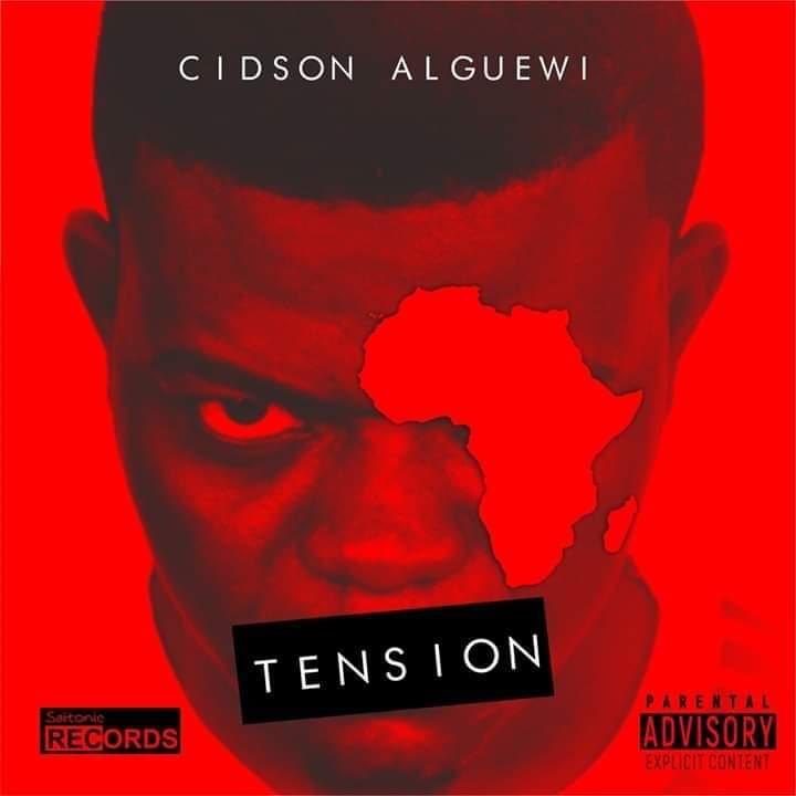 "Photo de CIDSON ALGUEWI PRESENTE ""TENSION"" SON NOUVEL ALBUM !"