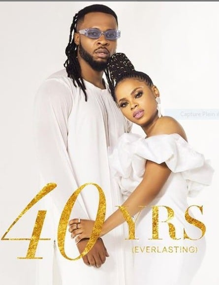 Flavour and chidima-40 years