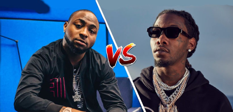 Davido vs Offset - clash