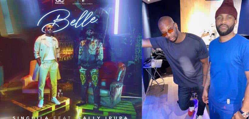 singuila feat Fally Ipupa belle clip