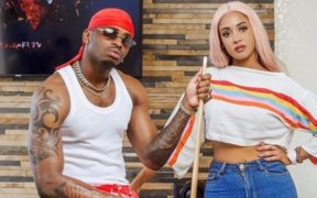 tanasha and Diamond Platnumz