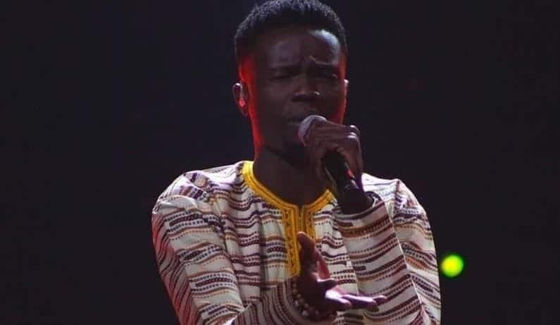 Photo de CHRISTIAN SAAR FAIT NAÎTRE L'ESPOIR AU TCHAD A THE VOICE AFRIQUE FRANCOPHONE