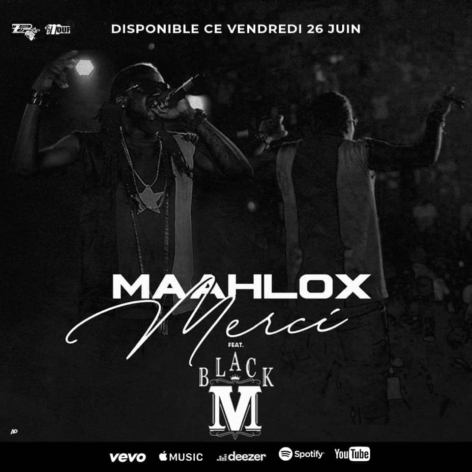 Maahlox signe son come back