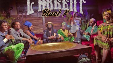 Photo de LE PREMIER SINGLE SOLO DE BLACK K EST ENFIN DISPONIBLE !