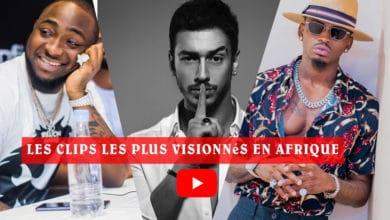 Photo de TOP 10 DES CLIPS AFRICAINS LES PLUS POPULAIRES SUR YOUTUBE